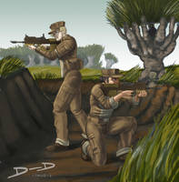 Guns Up! by Danny-Haymond-Jr