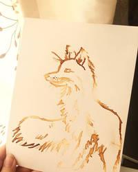 Fox by wendythewilf