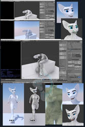 Cappies WIP Collection01 by Niko40
