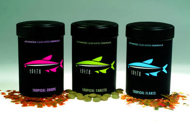 Tetra Fish Food 2 by additivecolor