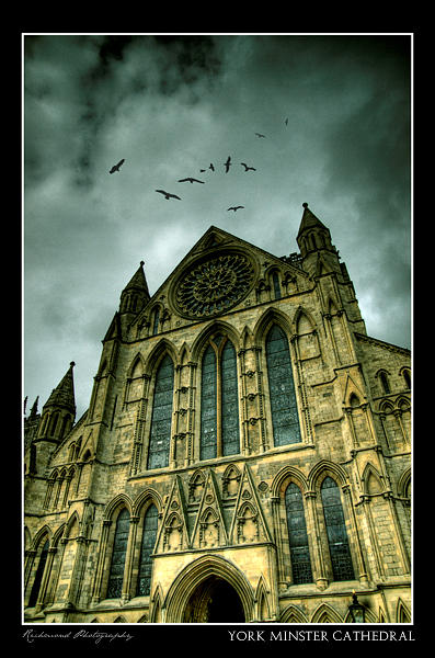York Minster Cathedral 2 by Centurionuk