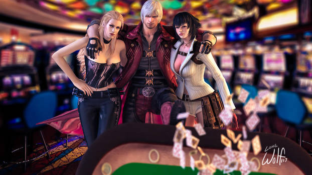 TrishxDantexLady: Player's Club by LoneWolf117
