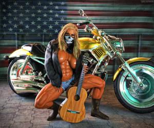 Outlaw by Siberianar