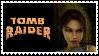 Tomb Raider stamp by BL00DIEDHELL