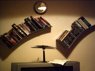 Shelves XDD by BL00DIEDHELL
