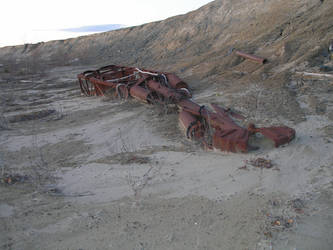 Dinosaur Graveyard by GalCantHelpIt