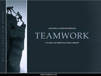 Teamwork by informer