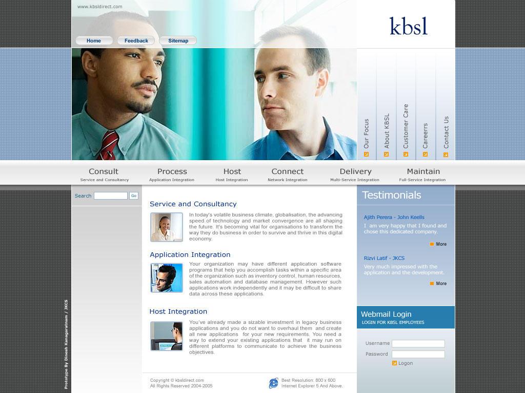 KBSL-Prototype Design by informer