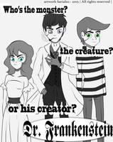 Dr. Frankenstein by Ksukira