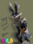 Happy Easter :D by TheAsianMediocrity