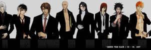 Bleach - DTB Team by ameij