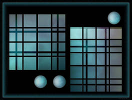 Aquarius Underground by FractalEyes