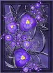 Deep Purple by FractalEyes