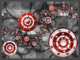 Bullseye by FractalEyes