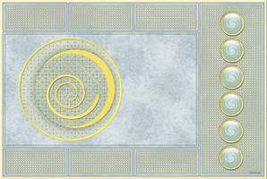 Sunny Spirals by FractalEyes