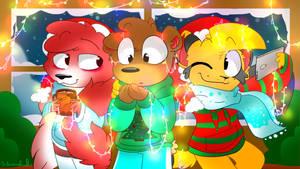 Christmas Time Love by McKrunkel