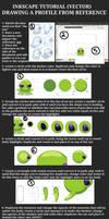 Octo-vector Inkscape tutorial by ZZDas