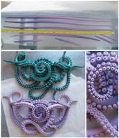 Purple in Progress by KTOctopus