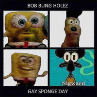 sponge bob comes clean apez by mrlorgin
