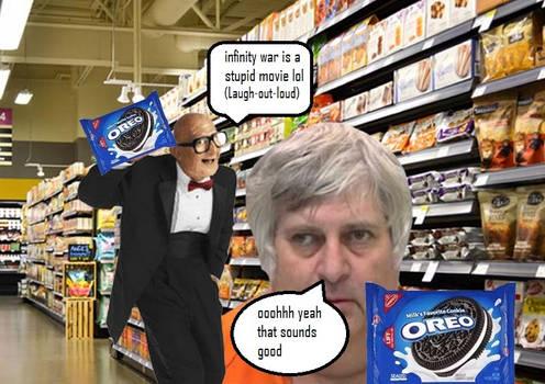 springfield pervert And mr six buy oreos by mrlorgin