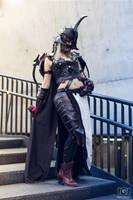 Aranea Highwind cosplay - Final Fantasy XV by VikisCosplayology