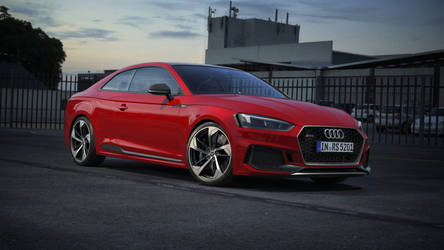 RS5 Front by SergioBL