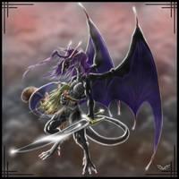 My love's gardian II by White-Dragon-NL
