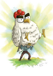 Big Chicken by Rafinerja