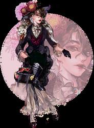 [ custom ] i don't recall Mary Poppins ownin'a fox by paimon-adopts