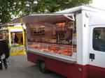 Mobile Sausage Wagon- Germany by cmoyl