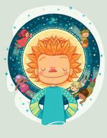 Solar System by LorenaAlvarez
