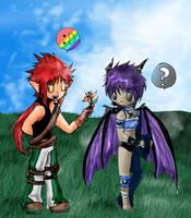 Friends?? by awisha-teh-ninja