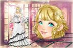 SMO Wedding Peach Doll Divine Style by TheLuLu99