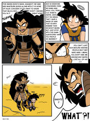 My Brother in Spirit - Chapter 4 - Page 18 by Ilovevegeta123