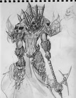 Warlock by davidrogacki