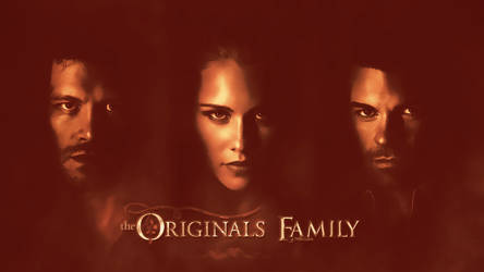 The Originals Family [Wallpaper] by TVDavidsan