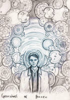 Gear wheel of Heaven by GeorginoschkaVincen