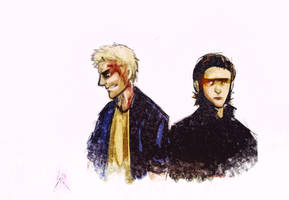 Brothers by GeorginoschkaVincen