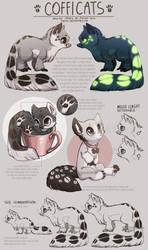 Cofficats - species sheet by Fuki-adopts