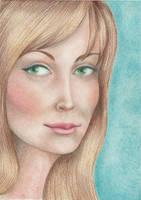 Melanie by dianecostanza