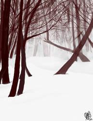 Woods (speed paint) by BreakfastEndeavor