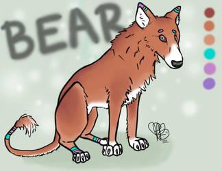 Bear the Dog? by BreakfastEndeavor
