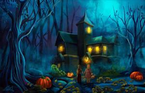 Halloween by AlexanderKorolev