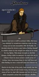 Shadow profile by SkiethWebb