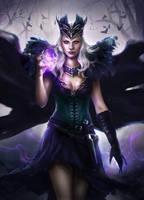 Witch by Oana-D