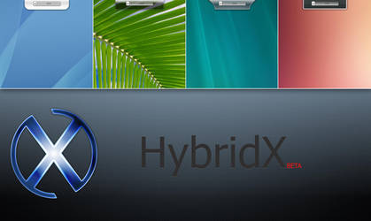HybridX by patrickgs