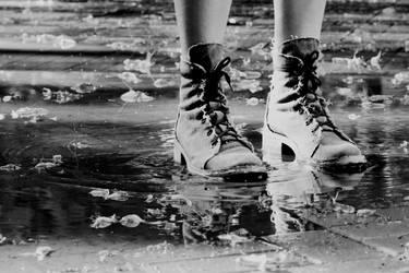 rainy day by MotyPhoto