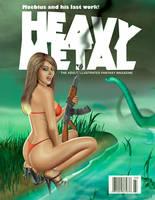 Heavy Metal 3 by joebotzer