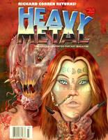 Heavy Metal 1 by joebotzer