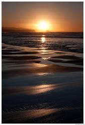 Sunset in Xago IV by DavidVG